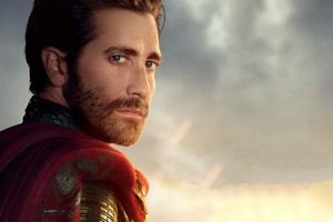 Jake Gyllenhaal As Mysterio In Spider Man Far From Home 5K Wallpaper