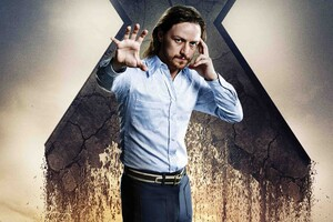 James Mcavoy As Charles Xavier Wallpaper