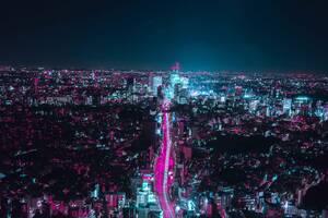 Japan Osaka 8k Wallpaper