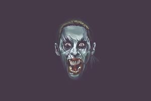 Jared Leto Joker Minimal 4k Wallpaper