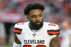 Jarvis Landry Wallpaper