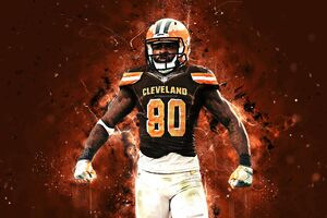 Jarvis Landry National Football League Player