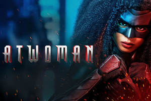 Javicia Leslie As Batwoman 4K Wallpaper