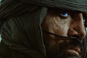 Javier Bardem As Stilgar In Dune Movie Wallpaper