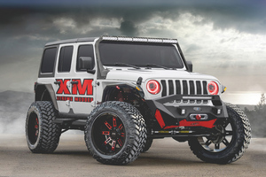Jeep Extreme Mudder Wallpaper