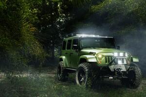 Jeep Led Headlight