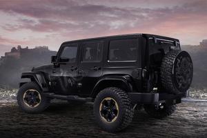 Jeep Wrangler 4k
