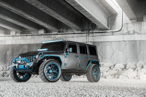 Jeep Wrangler 8k 2020 Wallpaper