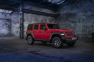 Jeep Wrangler Unlimited Rubicon Wallpaper