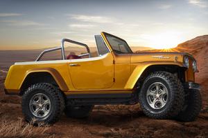 Jeepster Beach 2021 4k