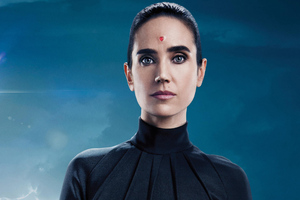 Jennifer Connelly As Chiren In Alita Battle Angel