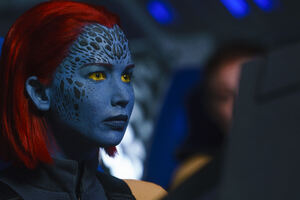 Jennifer Lawrence As Mystique In X Men Dark Phoenix 2018