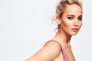 Jennifer Lawrence Dior 4k Wallpaper