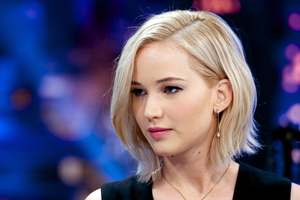 Jennifer Lawrence Gorgeous Actress