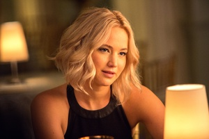 Jennifer Lawrence HD 2017 Wallpaper