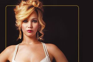 Jennifer Lawrence In American Hustle Wallpaper