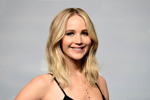 Jennifer Lawrence Smiling