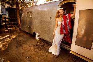 Jennifer Lawrence Vanity Fair 2018 Photoshoot Wallpaper