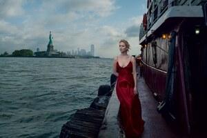 Jennifer Lawrence Vogue 2017 Wallpaper