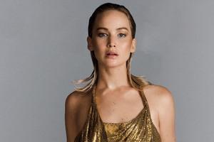 Jennifer Lawrence Vogue 2017 HD Wallpaper