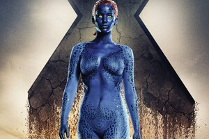 Jennifer Lawrence X Men Days Of Future Past Wallpaper