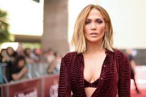 Jennifer Lopez At Billboard Awards