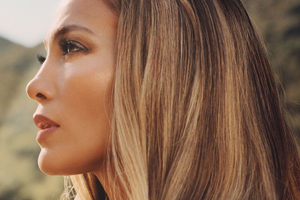 Jennifer Lopez Elle By Micaiah Carter 2021 Wallpaper