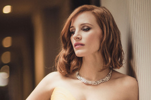 Jessica Chastain Cannes Photoshoot