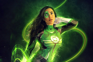 Jessica Cruz Cosplay Wallpaper