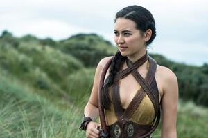 Jessica Henwick Nymeria Sand Game Of Thrones Wallpaper