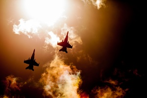 Jet Fighters Wallpaper