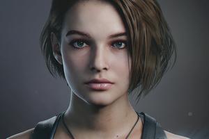 Jill Resident Evil 3 4k Wallpaper