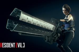 Jill Valentine Resident Evil 3 2020