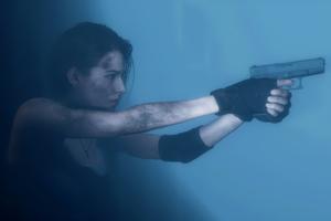 Jill Valentine Resident Evil 34k Wallpaper