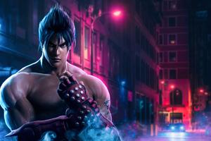 Jin Kazama Tekken 7 4k Wallpaper
