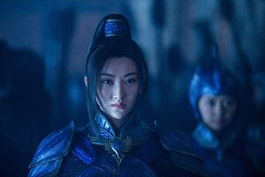 Jing Tian The Great Wall Wallpaper