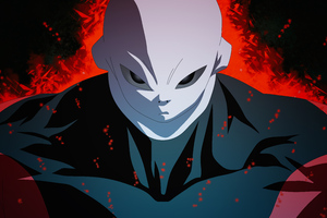 Jiren Dragon Ball Super Wallpaper