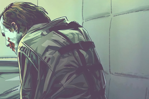 Joaquin Phoenix 4k Wallpaper