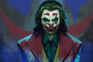 Joaquin Phoenix Joker Wallpaper