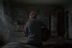 Joel The Last Of Us Part 2