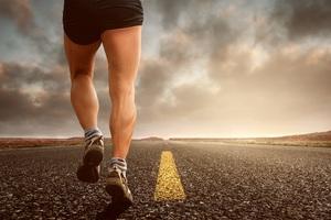 Jogging Run Wallpaper