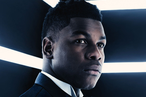John Boyega As Finn In British Vogue 2017