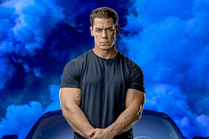 John Cena In Fast And Furious 9 2020 Movie Wallpaper
