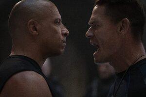 John Cena Vs Dominic Toretto Fast 9 Wallpaper