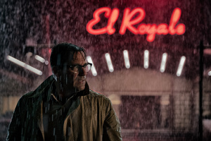 John Hamm In Bad Times At The El Royale 4k Wallpaper