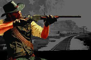 John Marston Red Dead Redemption 2 5k