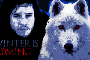 John Snow and Ghost