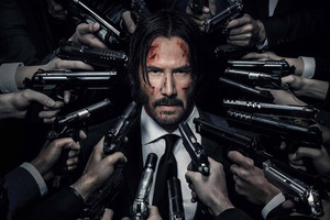 John Wick 2017 Wallpaper