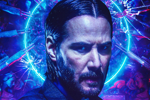 John Wick 3 4k Wallpaper