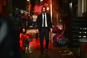 John Wick 3 Parabellum Movie 2019 8k